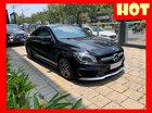 Bán xe Mercedes CLA45 đen nội thất đen 2014 chính hãng. Trả trước 450 triệu nhận xe ngay