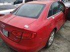 Bán đấu giá xe Audi A4 A4 đăng ký lần đầu 2011, màu đỏ nhập khẩu, 583tr