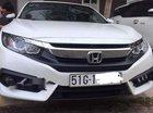 Bán Honda Civic 1.8E 2018, màu trắng, nhập khẩu