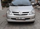 Innova 2.0MT SX 2007, cam kết không taxi dịch vụ