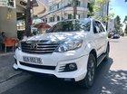 Bán xe Toyota Fortuner Fortuner TRD Sportivo 2016, màu trắng, nhập khẩu liên hệ 0908.190.307
