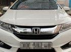 Bán Honda City 1.5AT 2016, màu trắng, xe gia đình, 520tr