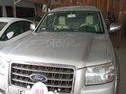 Bán Ford Everest 2.5L 4x2 MT sản xuất năm 2008, màu bạc, ít sử dụng