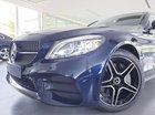 Bán xe Mercedes C300 AMG 2019, màu xanh Cavansite, ưu đãi khủng lễ 30/4 - 01/5