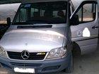 Bán xe du lịch 16 chỗ Mercedes benz 311 2009, màu bạc, giá tốt