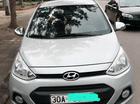 Bán Hyundai i10 sản xuất 2015, màu bạc, 315 triệu, xe nhập