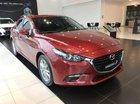 Bán xe Mazda 3 sản xuất năm 2018, màu đỏ, giá 659tr