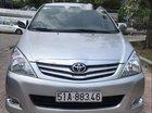 Cần bán Toyota Innova G T6/2010, màu bạc