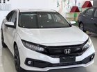 Bán Honda Civic 2019, màu trắng, nhập khẩu