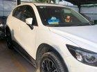 Bán Mazda CX 5 2.0 AT năm sản xuất 2016, màu trắng, chính chủ