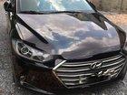Bán Hyundai Elantra 2016, màu đen, xe nhập, số tự động