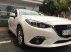 Bán xe Mazda 3 đời 2017, màu trắng, BS TPHCM