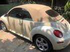 Bán Volkswagen New Beetle 2.5 AT 2007, màu kem (be), nhập khẩu