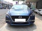 Bán Mazda 3 màu xanh, số tự động, máy xăng sản xuất 2017