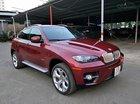 Bán xe BMW X6 3.0i đời 2008, màu đỏ, nhập khẩu