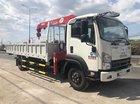 LH: 0901 47 47 38 - Xe tải cẩu Isuzu 5 tấn, thùng 6.1m, cẩu Unic mới 100%