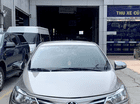 Bán Toyota Vios 1.5E MT 2017, xe bán tại hãng Ford An Lạc