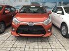 Bán xe Toyota Wigo 1.2MT năm 2019, màu cam, xe nhập
