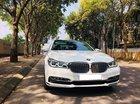 Giao ngay xe BMW 7 Series 730Li model 2017 full options, màu trắng, nội thất da bò
