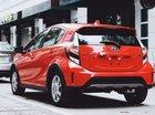 Bán Toyota Prius 2018, màu đỏ, nhập khẩu