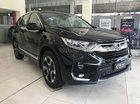 Bán xe Honda CR V E 2019, màu đen, nhập khẩu, xe mới 100%
