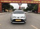 Bán ô tô Toyota Vios 1.5 G đời 2016, màu bạc. Xe lướt 1 vạn nên còn mới