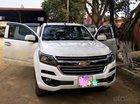 Bán Chevrolet Colorado 2.5MT đời 2017, màu trắng, nhập khẩu