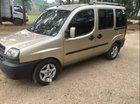 Bán Fiat Doblo đời 2003, màu vàng cát