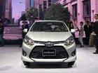 Bán Toyota Wigo đời 2019, màu bạc, xe nhập, 345tr