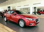 Bán xe Mazda 3 sản xuất năm 2019, màu đỏ, giá 674tr