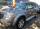 Cần bán xe Ford Everest Limited 2.5 máy dầu, màu xám đời 2011