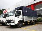 Bán xe tải Hino 2018 3.5 tấn, thùng 5.2m