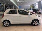 Bán Kia Morning EXMT 1.25 sản xuất năm 2019, màu trắng, giá 299tr