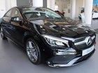 Bán xe Mercedes CLA250 màu đen, số tự động, máy xăng 2019