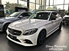 Bán Mercedes C300 AMG 2019 đủ màu, vay 90%, giao xe ngay - LH 0912523362