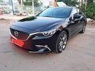 Bán Mazda 6 2.0L Premium đời 2018, màu đen như mới
