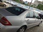 Cần bán gấp Mercedes C240 sản xuất 2004, màu bạc, giá chỉ 225 triệu