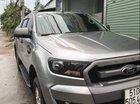 Cần bán gấp Ford Ranger sản xuất năm 2017, màu bạc, xe nhập chính chủ