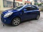 Bán xe Hyundai i20 1.4AT đời 2011, màu xanh lam, nhập khẩu nguyên chiếc