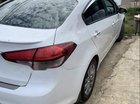 Cần bán xe cũ Kia Cerato đời 2017, màu trắng