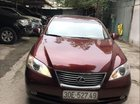 Chính chủ bán Lexus ES 350 sản xuất 2007, màu đỏ, nhập khẩu nguyên chiếc, 650tr