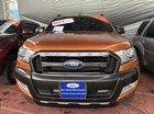 Bán ô tô Ford Ranger Wildtrak 3.2 năm 2016, màu cam, 71000km, giá tốt 789 triệu
