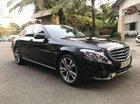 Bán Mercedes C250 năm sản xuất 2017, màu đen, nhập khẩu nguyên chiếc