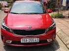 Bán Kia Cerato sản xuất 2015, màu đỏ, 580tr