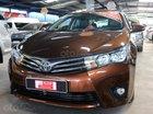 Toyota Corolla Altis 1.8 G CVT sx 2016 giá tốt