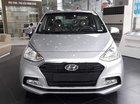 Hyundai Grand i10 Sedan SX 2019 giao ngay, hỗ trợ trả góp 85%, chỉ 100tr là lấy xe, hỗ trợ đăng ký Grab