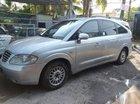 Cần bán Ssangyong Stavic năm 2008, màu bạc, nhập khẩu nguyên chiếc, giá 225tr