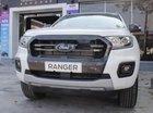 Bán ô tô Ford Ranger Wildtrak đời 2019, màu trắng, xe nhập