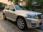 Cần bán xe Mercedes GLK 300 đời 2012, màu bạc như mới