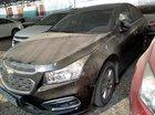 Bán xe Chevrolet Cruze LT 1.6MT 2017, màu đen, giá 373 triệu VNĐ